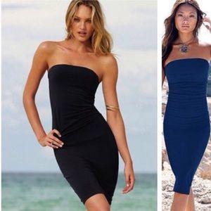 Built in Bra Tops Tube Dress Victoria's Secret